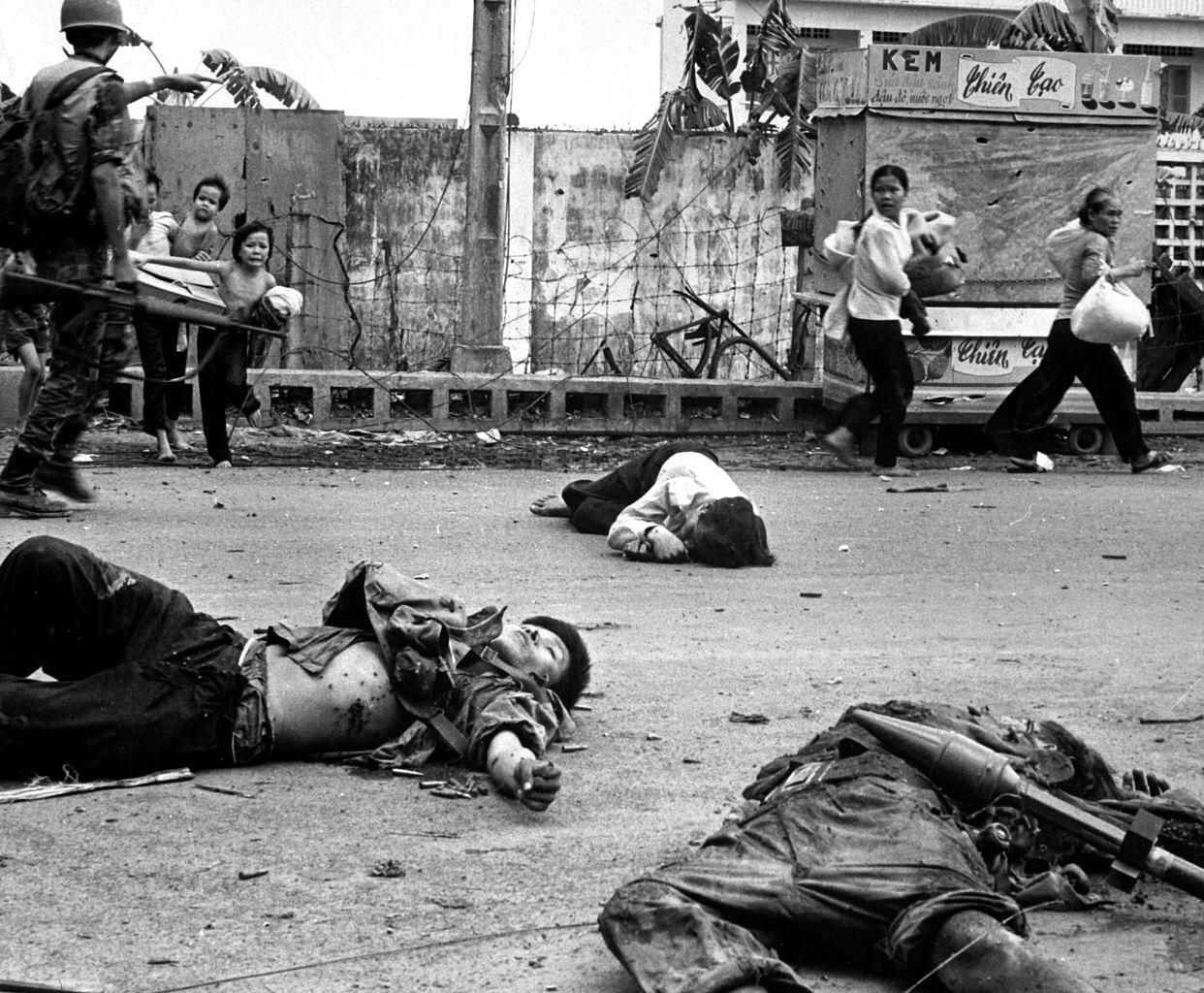 El Agente Naranja: la herencia maldita de la Guerra de Vietnam