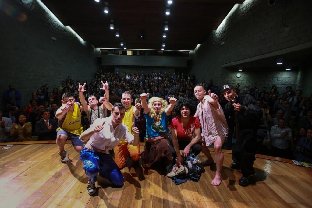 Abra Kadabra, el teatro que nos habla desde la cárcel Modelo
