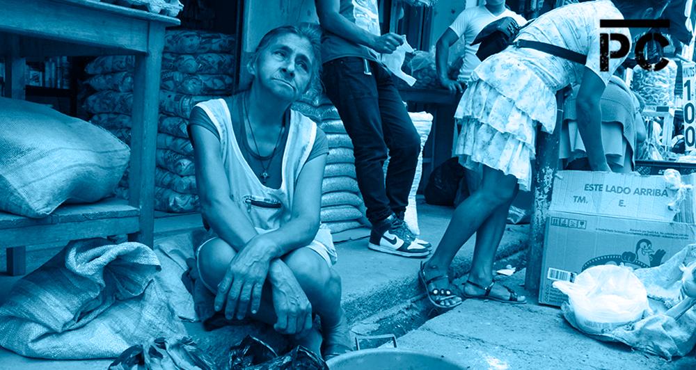 Visitamos el pueblo donde la coca se encuentra hasta en el mercado