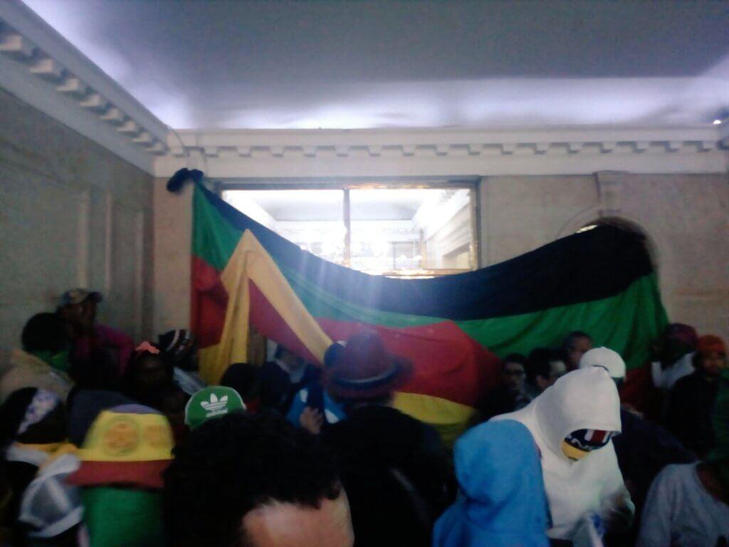 En imágenes: el grito de las minorías llega a Bogotá