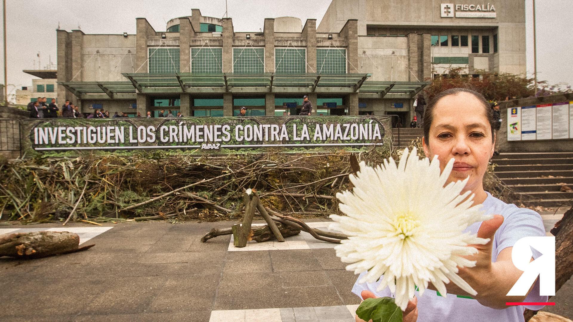 Nadie extraña a las Farc…excepto la Amazonía