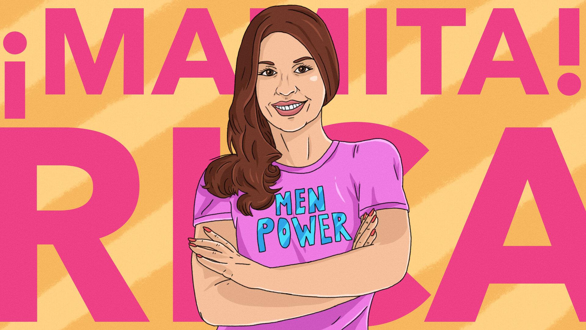 Por favor, no volvamos a poner a Amparo Grisales a hablar de feminismo