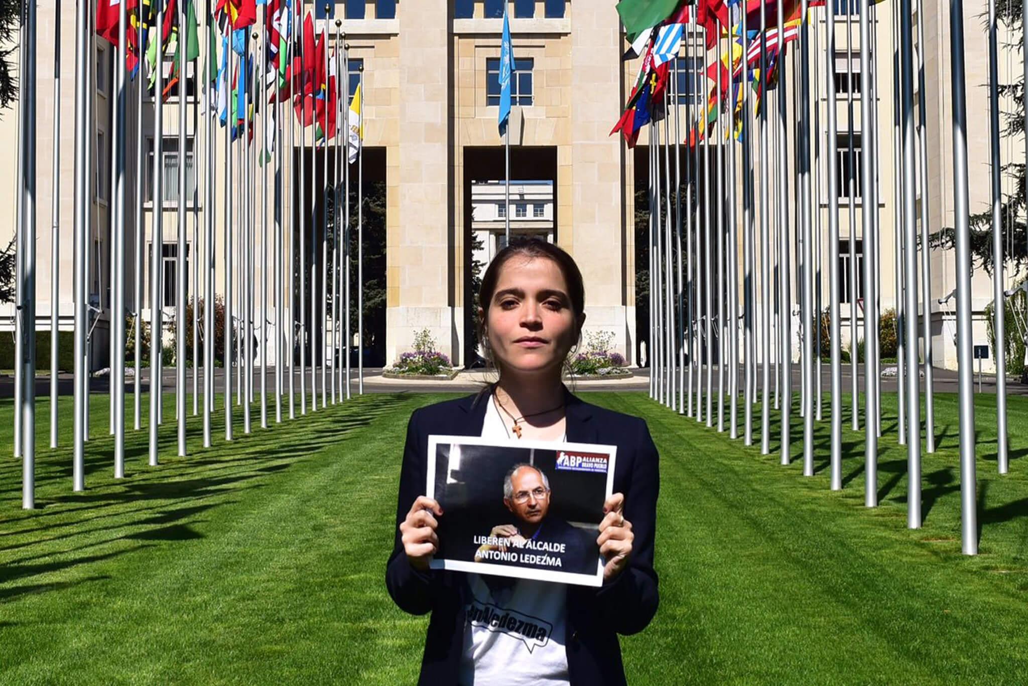 'La juventud ya no vive en Venezuela, sobrevive': Antonietta Ledezma