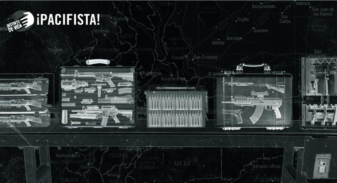 La ruta de las balas: Un coronel del Ejército nos habla de las armas ilegales en Colombia