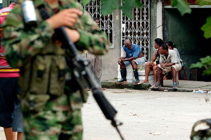 'Aquí van a seguir matando líderes': Buenaventura alerta al país