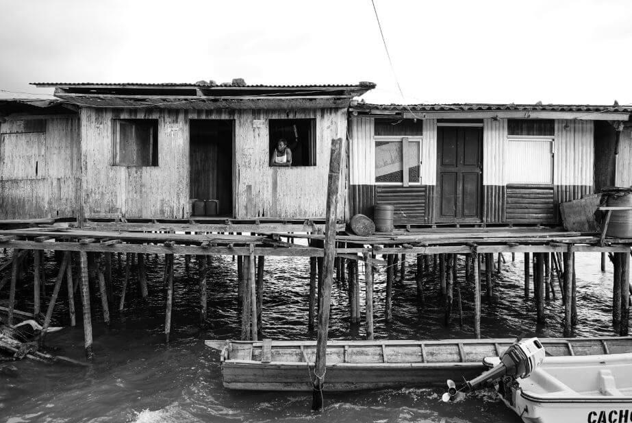 Así resiste Puente Nayero, un oasis en medio de la guerra en Buenaventura
