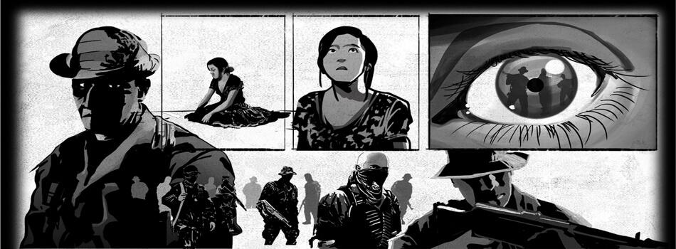 Los cómics de la guerra