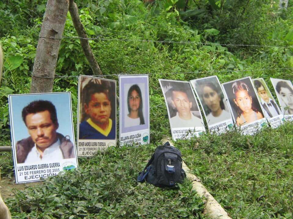 Las contradicciones de la justicia sobre la masacre de San José de Apartadó
