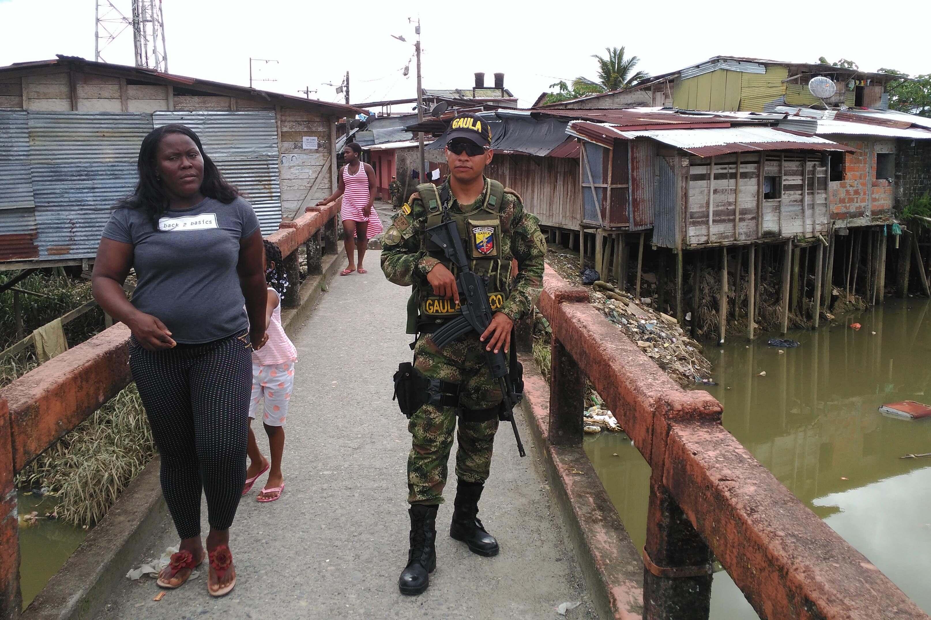 Chocó: la región que pide a gritos un cese definitivo con el ELN