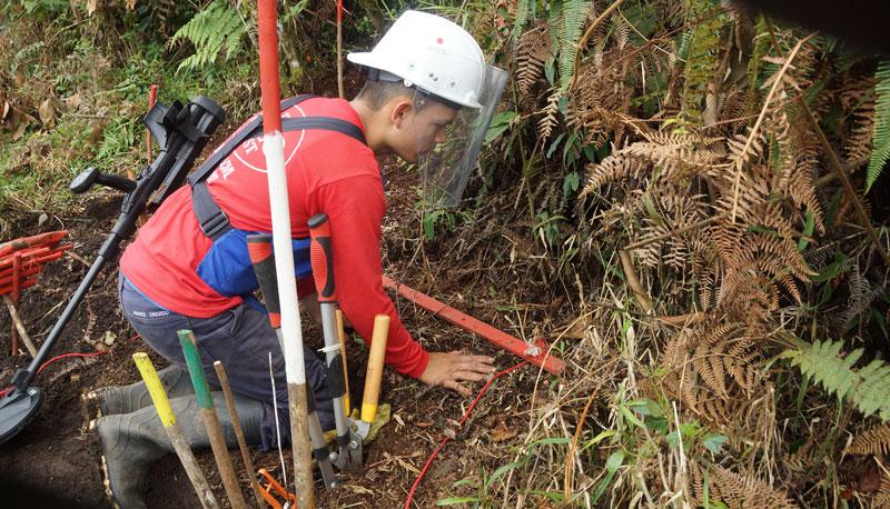 Colombia tiene que estar libre de minas en 2021: tres claves para lograrlo