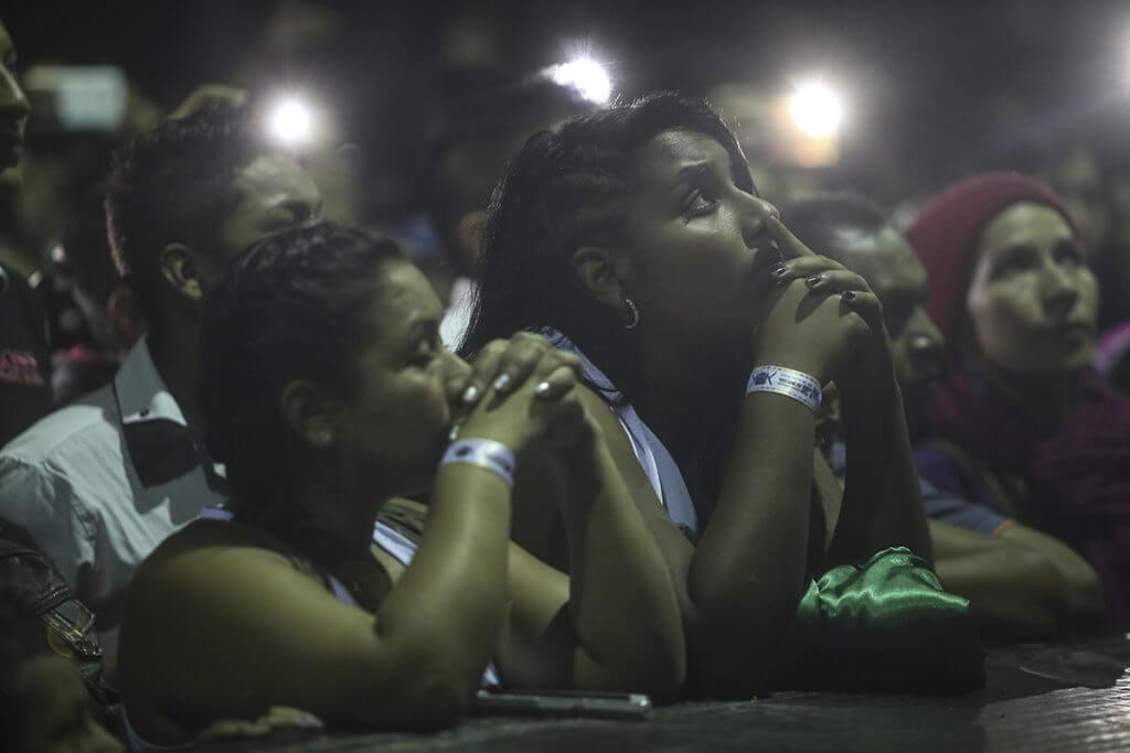 #CaravanaPacifista 7 de noviembre: sonidos que Toribío quisiera repetir todas las noches