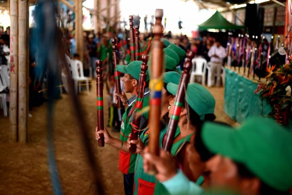El símbolo de resistencia de los indígenas del Cauca cumplió 45 años