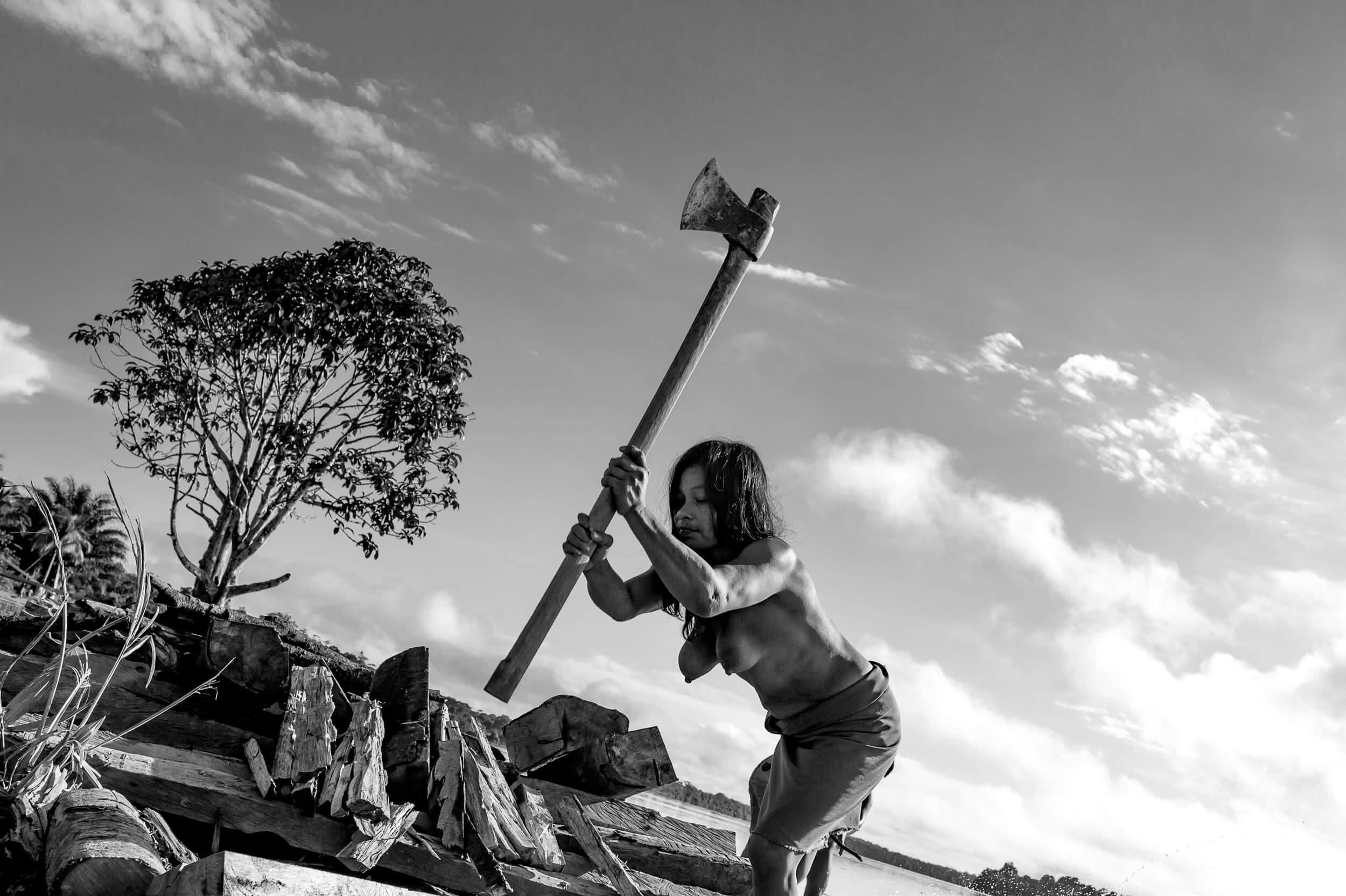 Galería: el desplazamiento sigue vivo en la Colombia de la paz