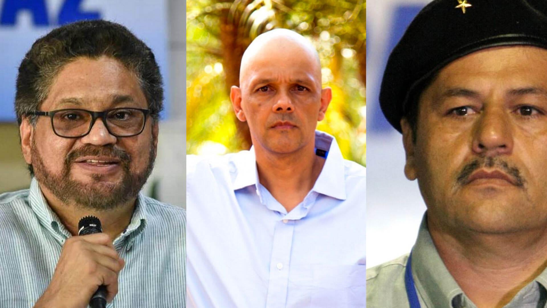 ¿Dónde están Iván Márquez, el Paisa y Romaña? Esto es lo que sabemos