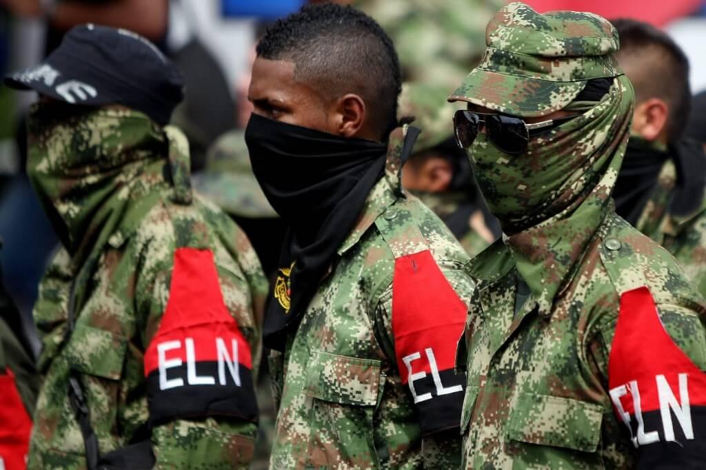 El ELN llegó al proceso de paz insistiendo en la guerra