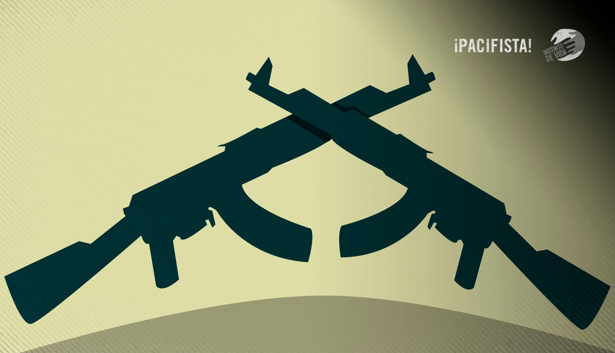 No son los chuzos sino las armas de fuego las que nos están matando