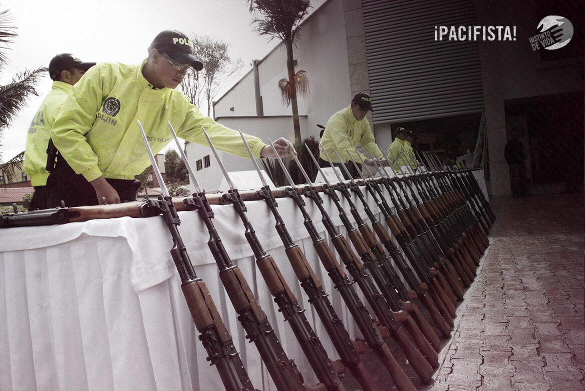 CIFRAS | Seis formas de entender el tráfico de armas en Colombia