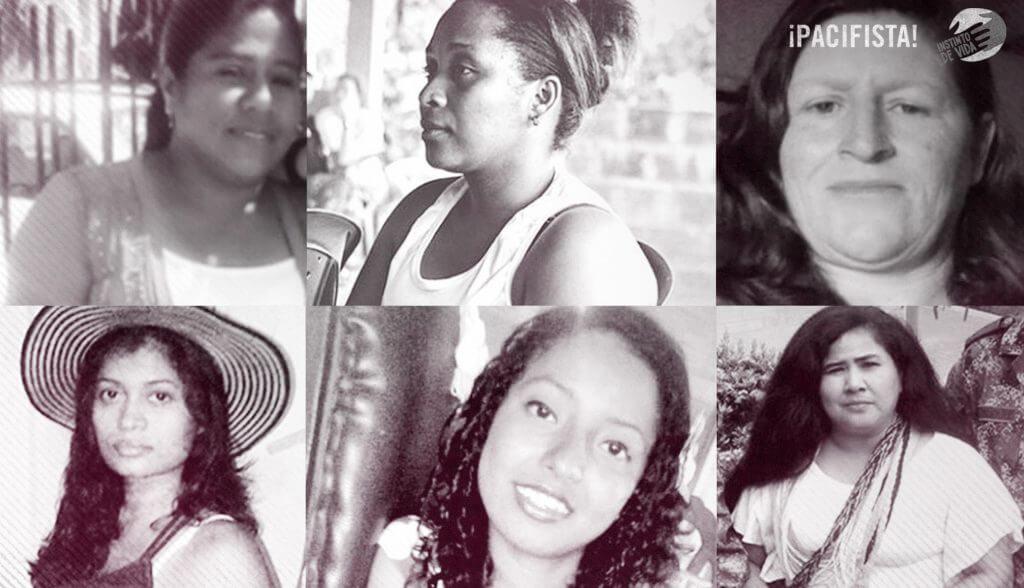 Una líder asesinada: ¿las mujeres siguen siendo un arma de guerra?