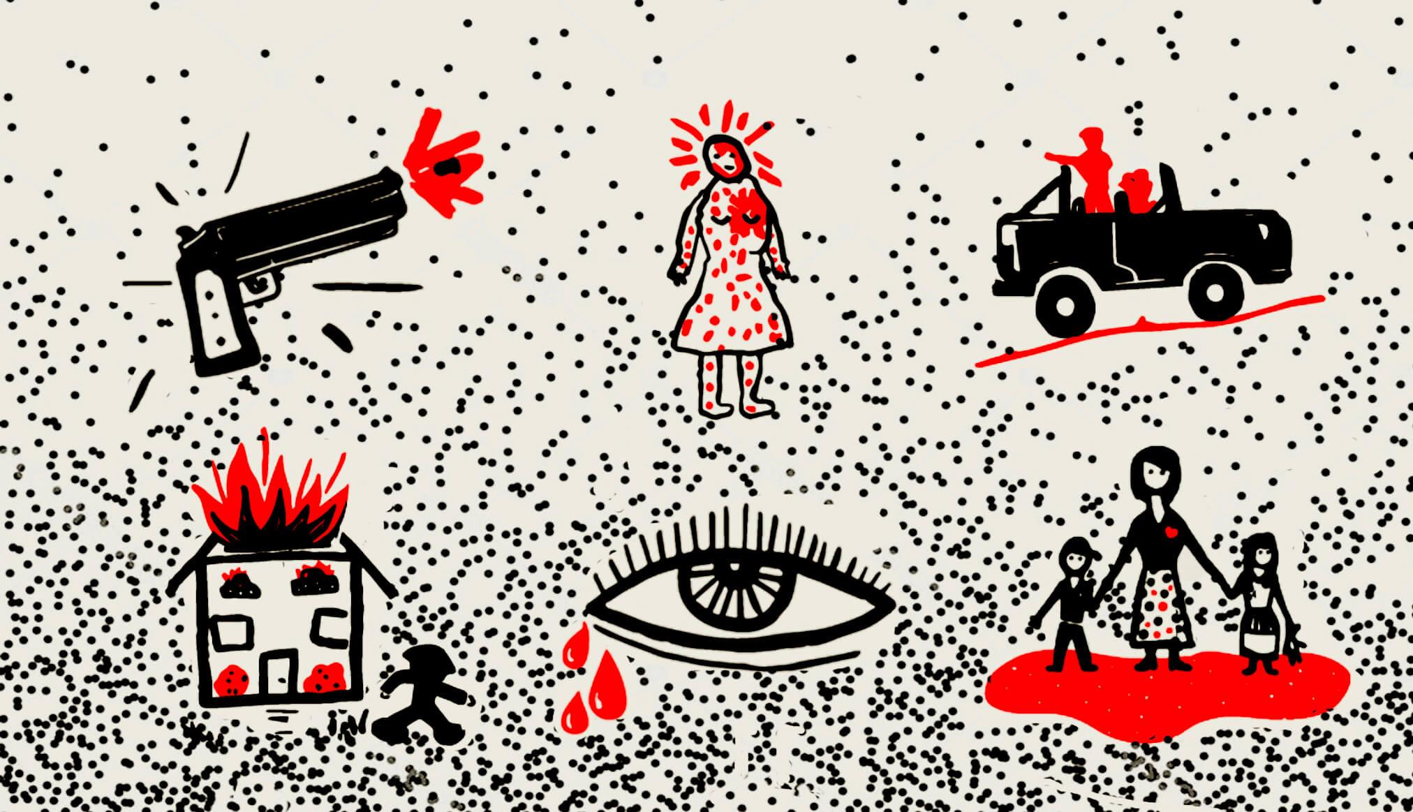 Proyecto '1000 Voces': las mujeres cuentan sus historias de guerra