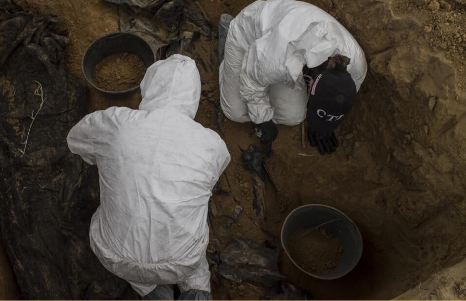 Comienza la búsqueda en terreno de los desaparecidos en el Pacífico