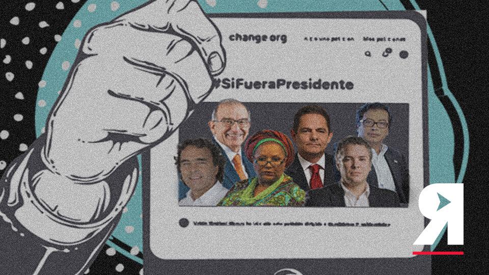 'Si Fuera Presidente': una plataforma para influenciar a los candidatos