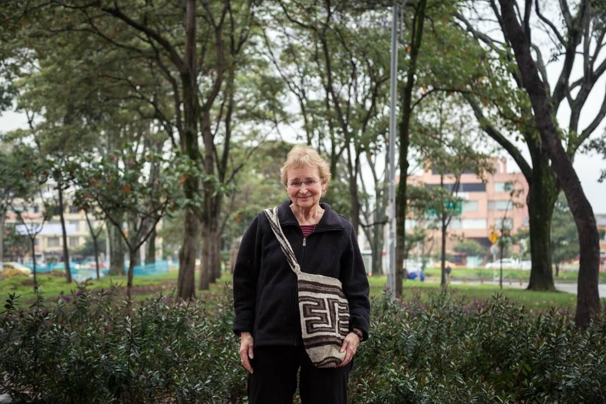 """""""En Colombia ha habido una incertidumbre enorme de quién tiene o no derecho sobre la tierra"""": Catherine LeGrand"""