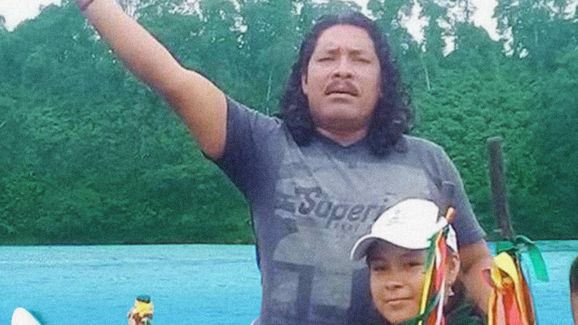 Un líder indígena, la última víctima de la guerra en Tumaco