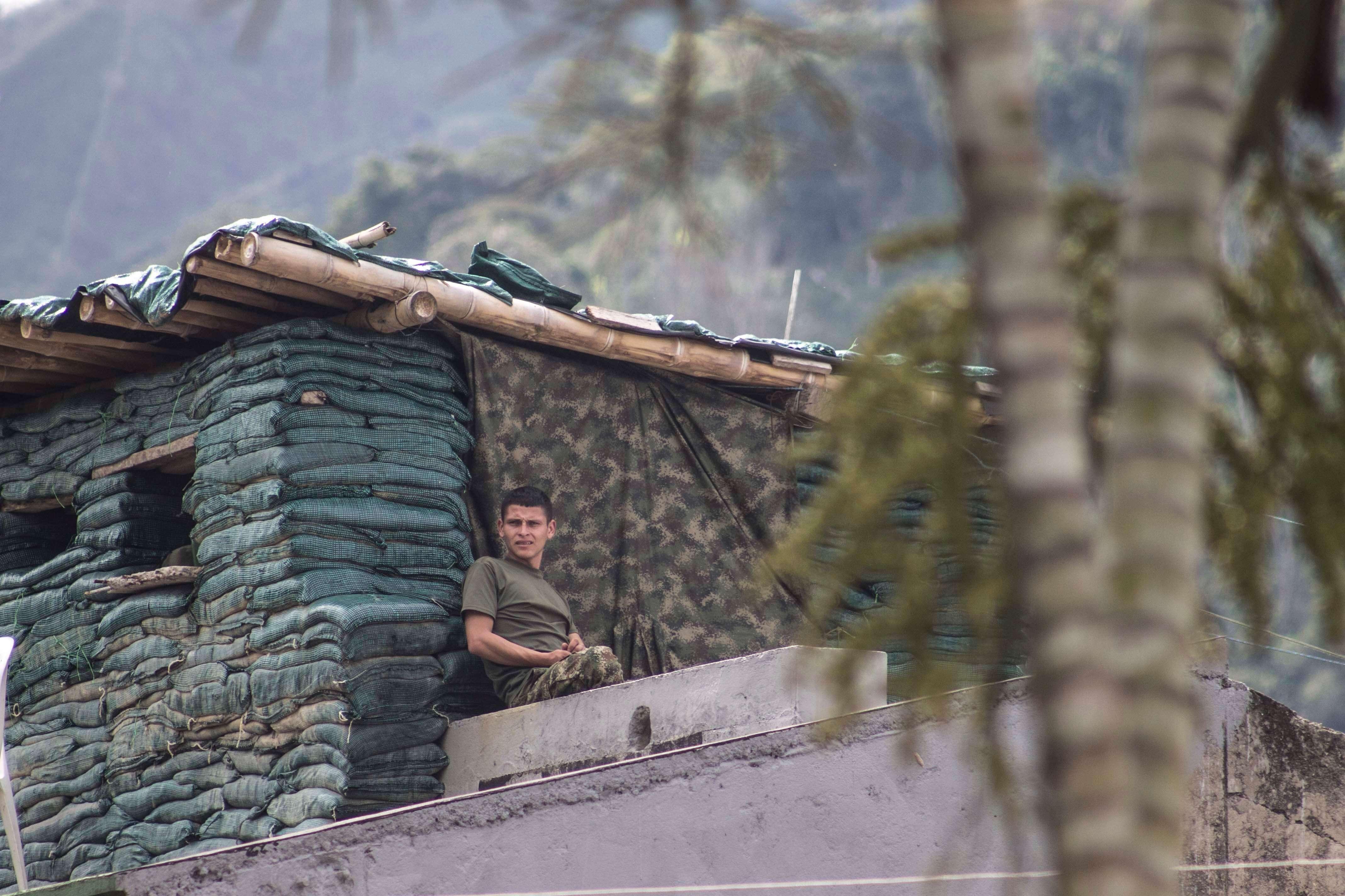 Cárcel por rebelión: pagar por convivir con la guerrilla