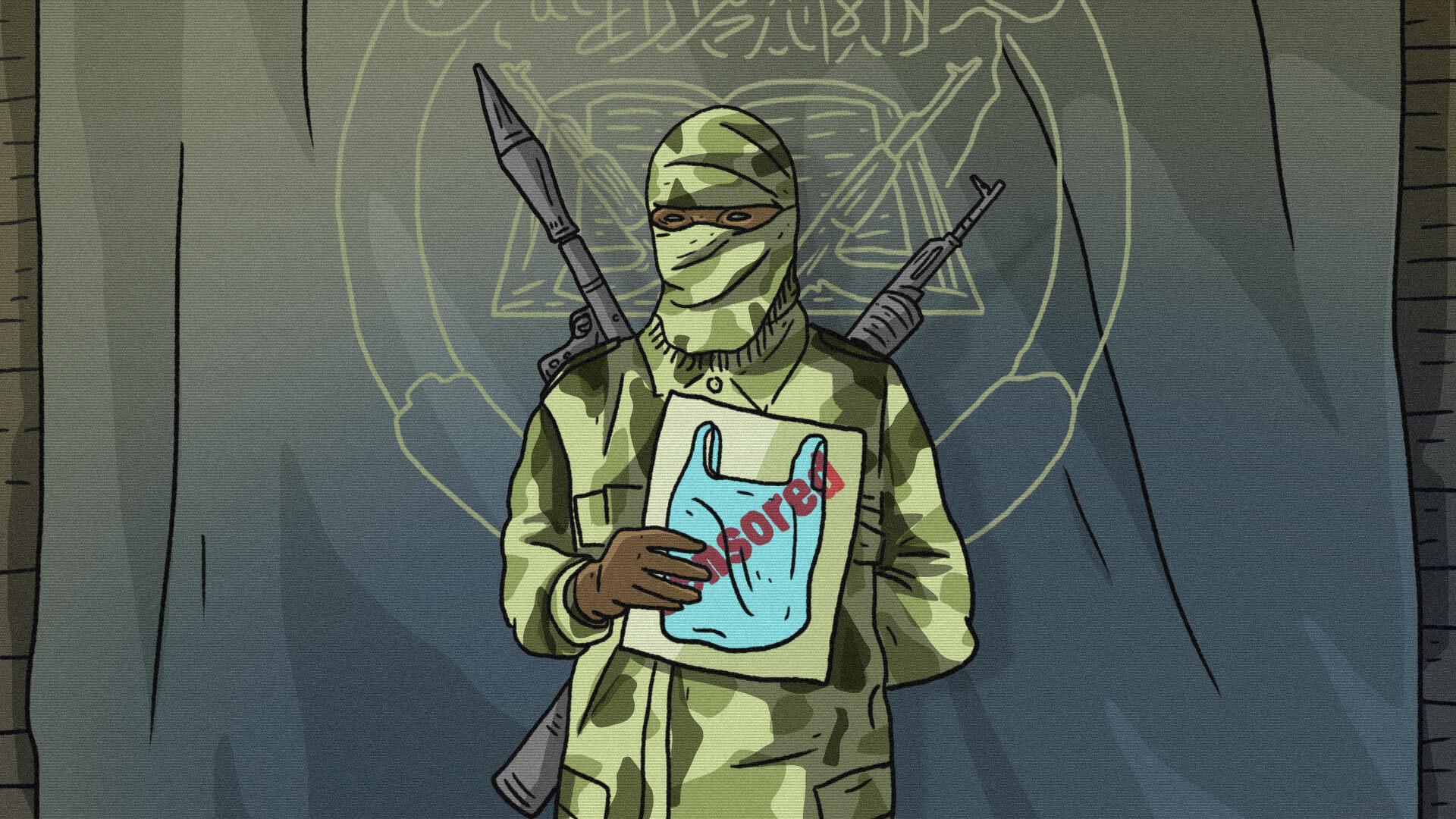 El grupo terrorista que le declaró la guerra al plástico y a la tala de árboles