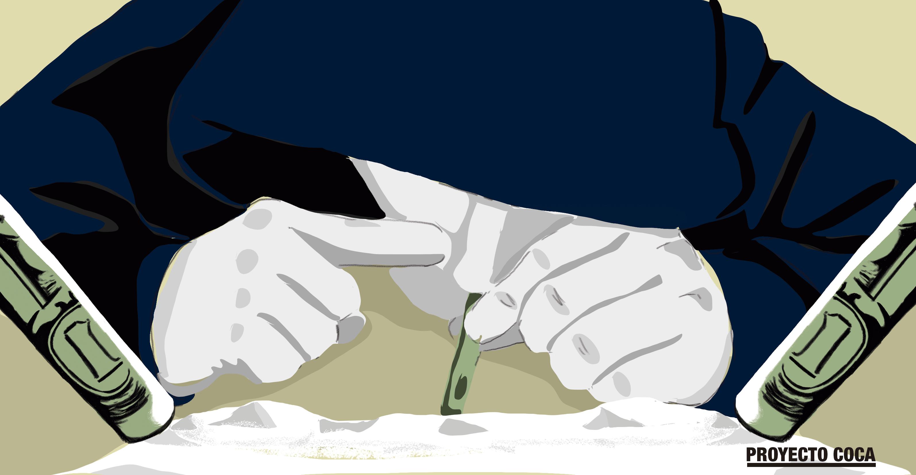 ¿De verdad tenemos la culpa de que los gringos metan más cocaína?