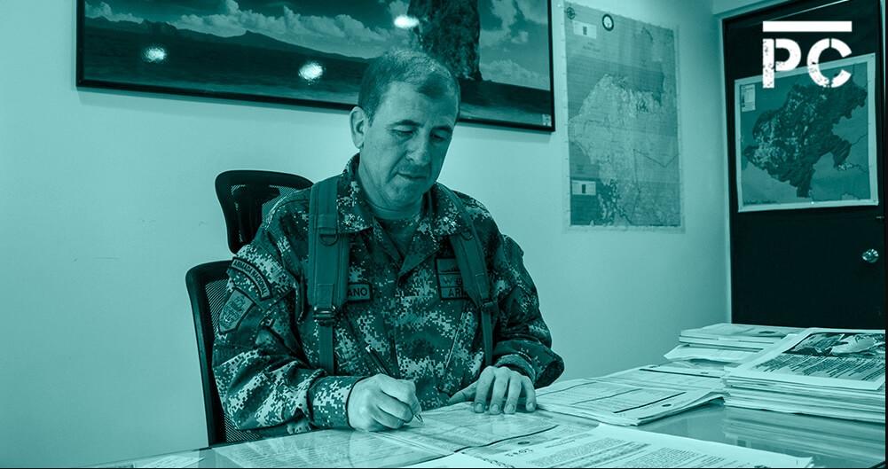 Hablamos con el hombre que lidera la lucha contra el narcotráfico en el Pacífico Sur