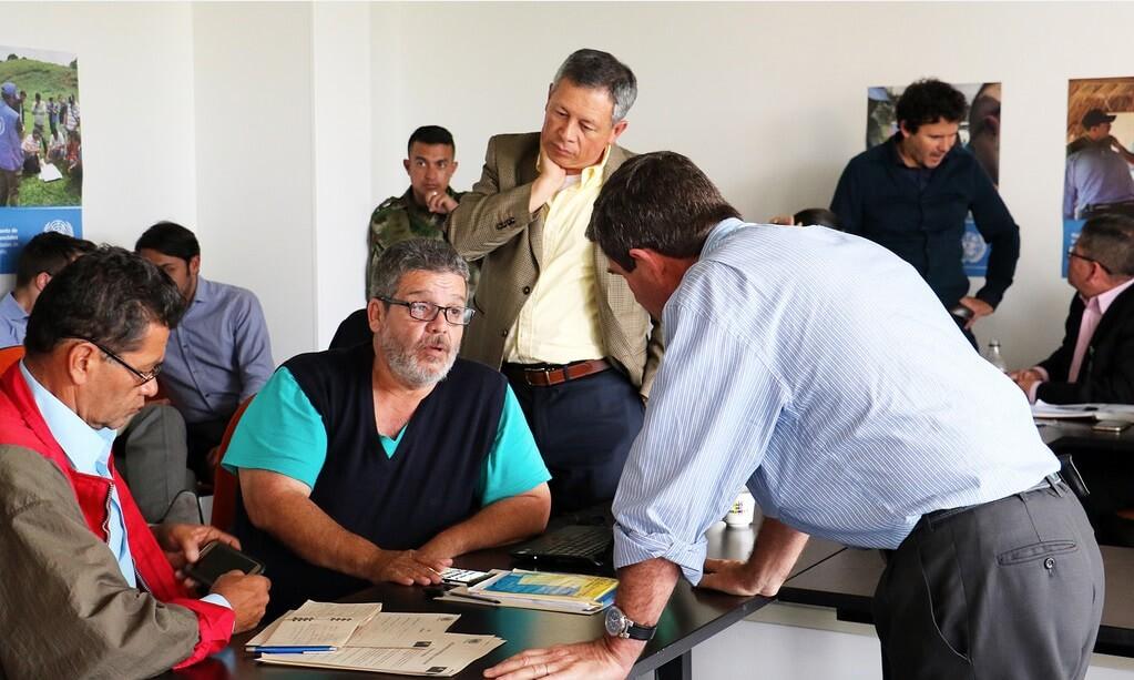 Muerte de guerrilleros en el sur de Bolívar, a investigación