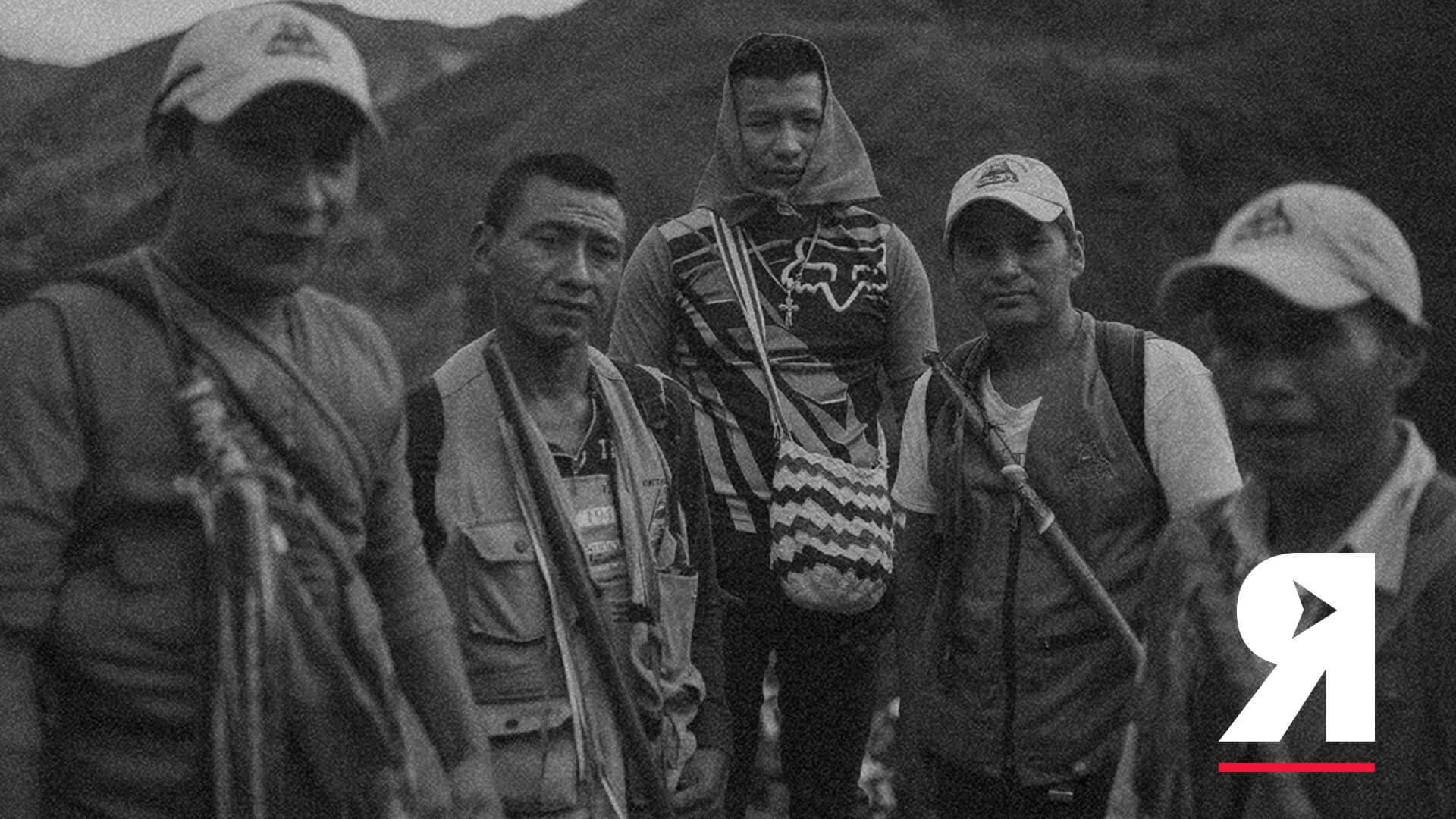 La guía Divergentes del movimiento indígena colombiano