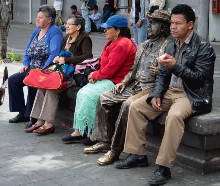 ¿Saben los ecuatorianos que en su país se negocia la paz con el ELN?