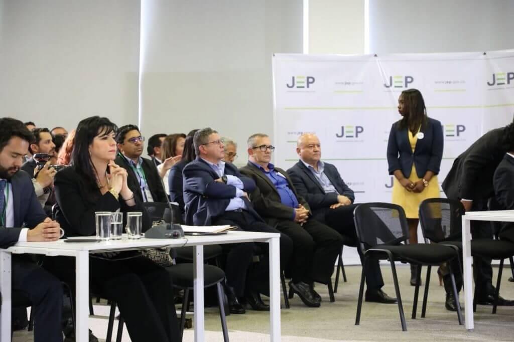 Seis claves de la primera audiencia de las Farc en la JEP