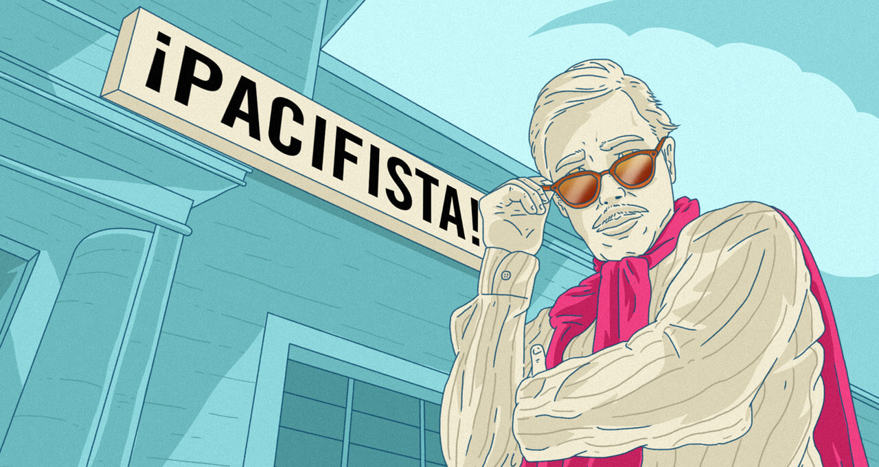 EDITORIAL: Bienvenidos todos al nuevo ¡Pacifista!
