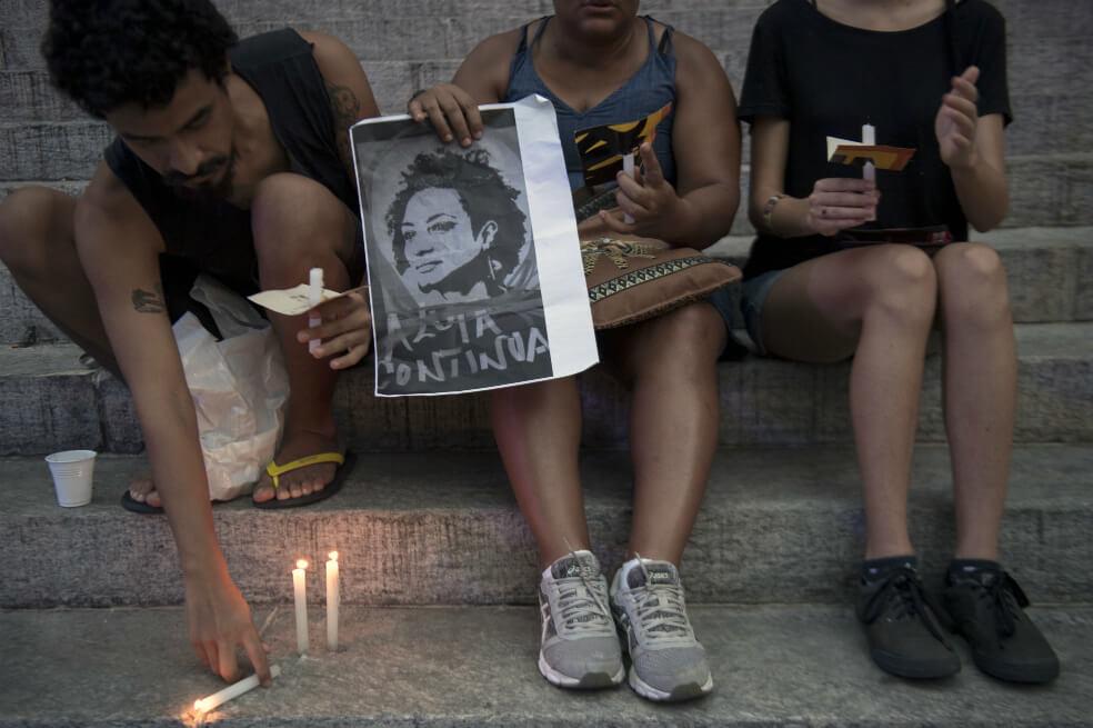 Brasil teme convertirse en Colombia: allá sí duele el asesinato de líderes