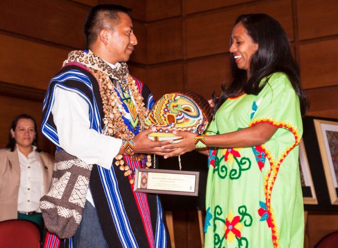 Los finalistas del Premio a la Defensa de los Derechos Humanos