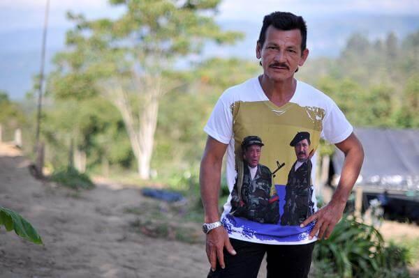 ¿Por qué 'Rodrigo Cadete' se le voló a la paz?