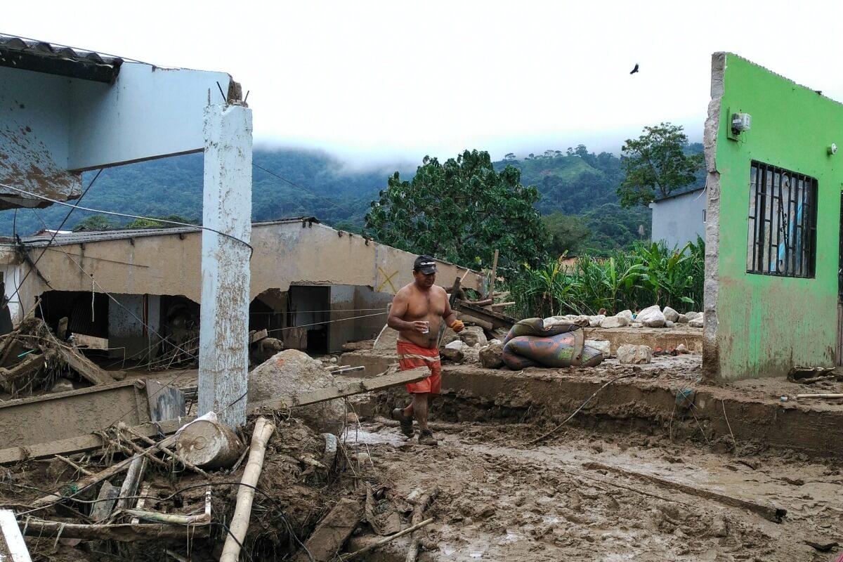 Las víctimas de los desastres naturales también necesitan memoria