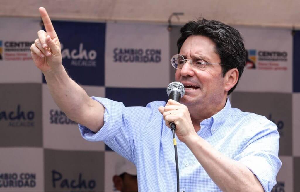 Las razones de Pacho Santos para salir a la calle el 1 de abril