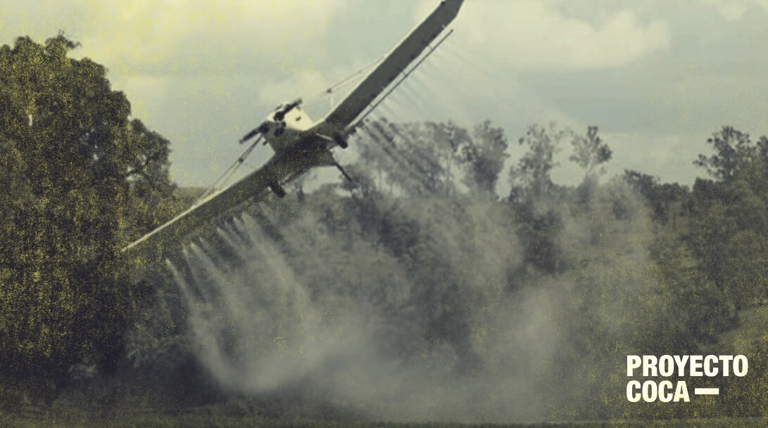Seis mitos y realidades sobre la fumigación de coca