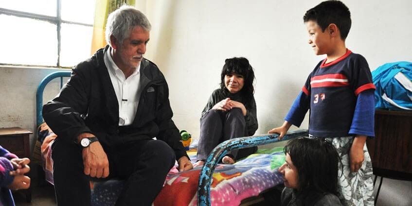 La carta que le pide a Peñalosa no descuidar a las víctimas