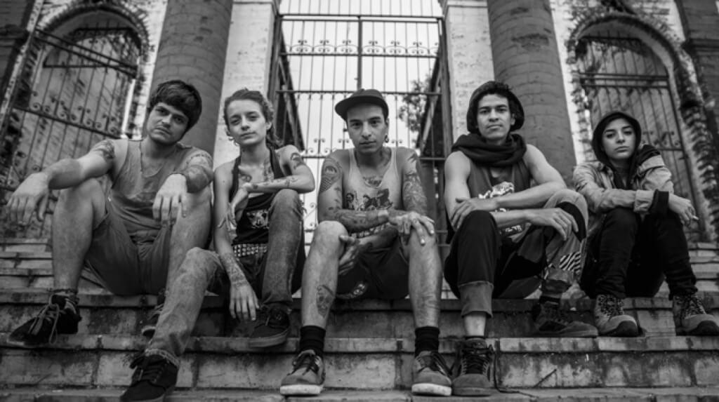 'Los nadie', la película punk que nos habla desde las comunas de Medellín