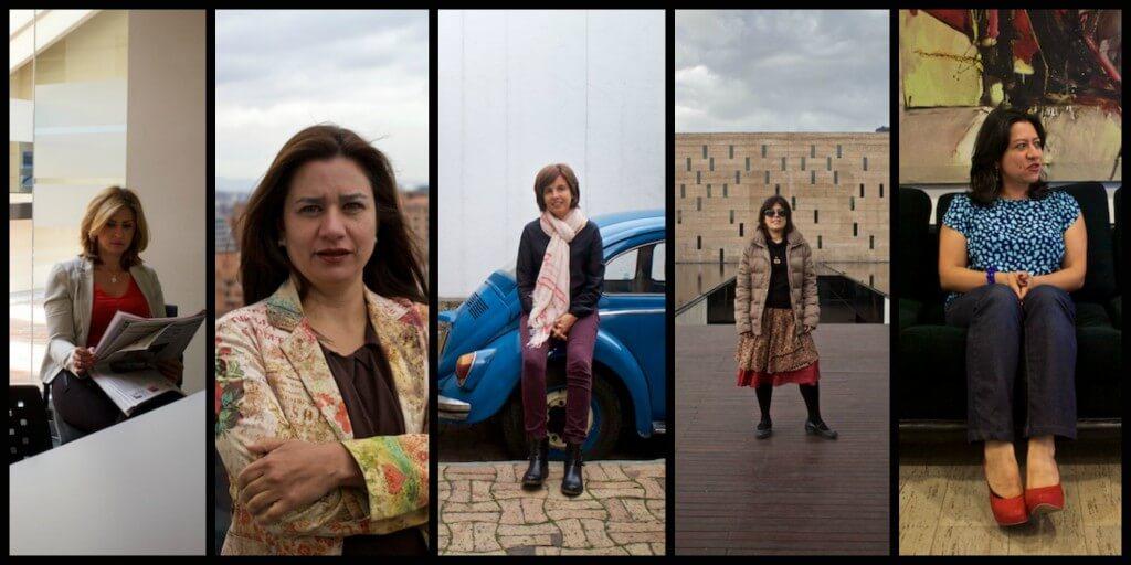 La guerra y la paz contadas con voz de mujer