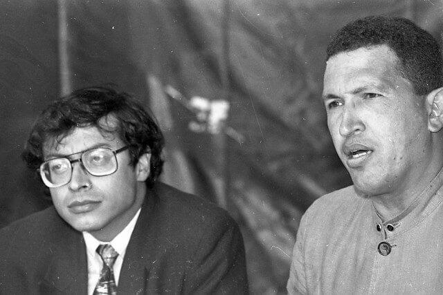 El día que Petro y Chávez se fueron de paseo al puente de Boyacá