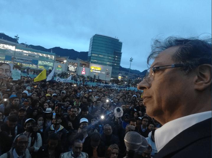 7 de agosto de 2018: el día en que también se 'posesionó' la oposición