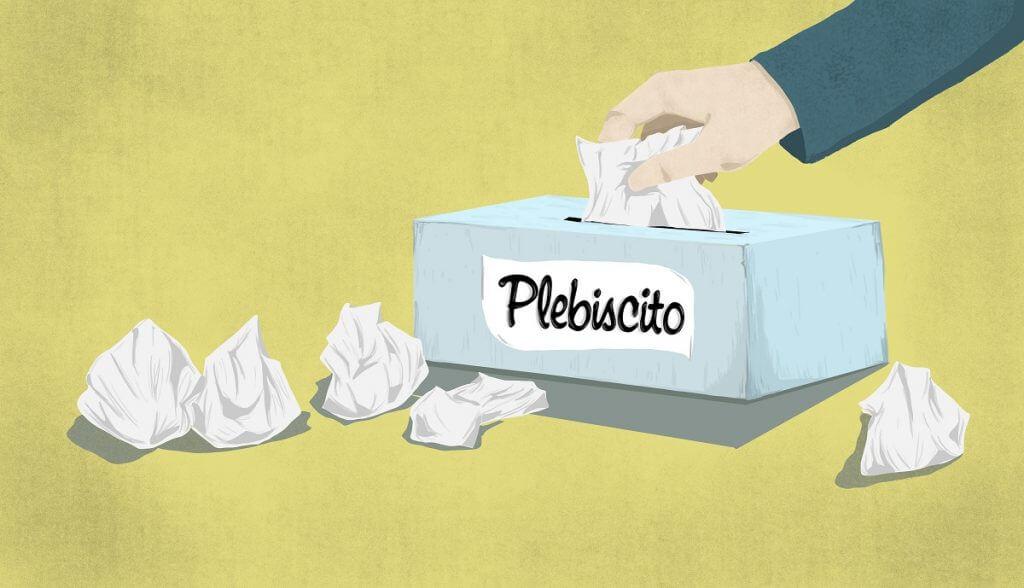 Aceptémoslo: un año después, Colombia no supera la 'plebitusa'