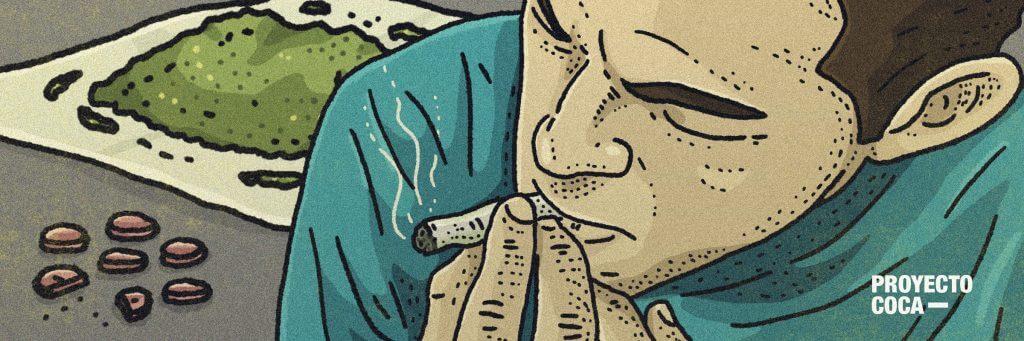Guía ilustrada sobre cómo (no) hablar de drogas
