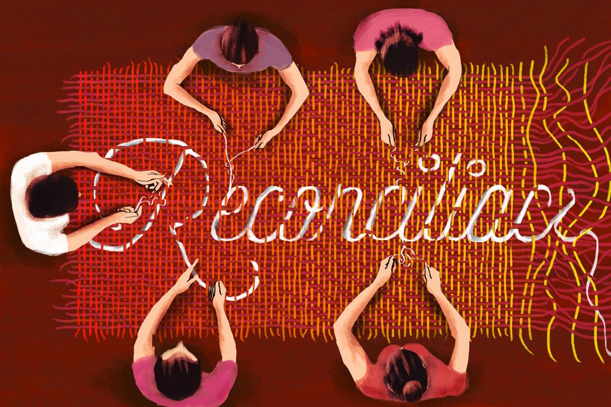 Glosario ¡Pacifista!: reconciliación